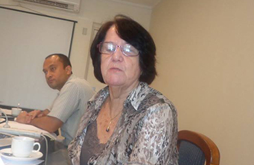Rosemary Mitchell
